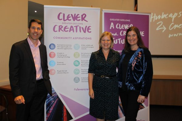 Dr David Halliwell, Dr Fiona Gray, Jennifer Cromarty